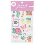 American Crafts - Journal Studio Collection - Sticker Book
