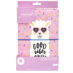 American Crafts - Journal Studio Collection - Journal Kit - Llama