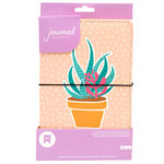 American Crafts - Journal Studio Collection - Journal Kit - Succulent