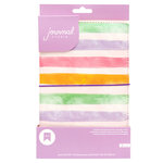 American Crafts - Journal Studio Collection - Journal Kit - Watercolor Stripe