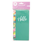 American Crafts - Journal Studio Collection - Journal Insert - Hello