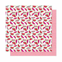 American Crafts - New Day Collection - 12 x 12 Double Sided Paper - We All Belong