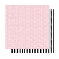 American Crafts - New Day Collection - 12 x 12 Double Sided Paper - Mindful
