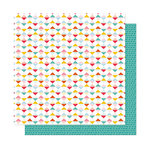 American Crafts - New Day Collection - 12 x 12 Double Sided Paper - Shine Bright