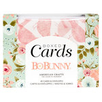BoBunny - Early Bird Collection - Boxed Card Set