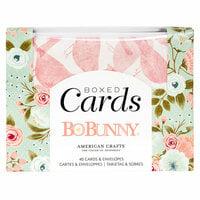 BoBunny - Early Bird Collection - Boxed Card Set
