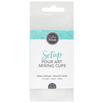 American Crafts - Color Pour Collection - Small Mixing Cups