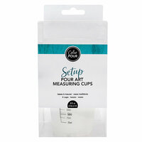 American Crafts - Color Pour Collection - Measuring Cups
