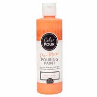 American Crafts - Color Pour Collection - Pre-Mixed Pouring Paint - Orange