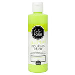 American Crafts - Color Pour Collection - Pre-Mixed Pouring Paint - Lime Green
