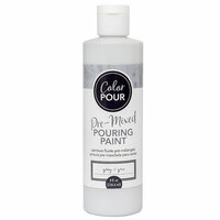 American Crafts - Color Pour Collection - Pre-Mixed Pouring Paint - Gray