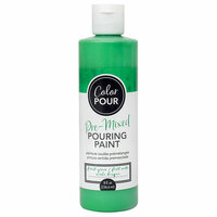 American Crafts - Color Pour Collection - Pre-Mixed Pouring Paint - Forest Green