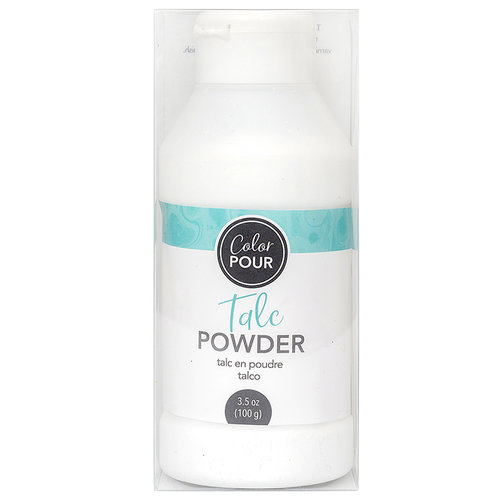 American Crafts - Color Pour Collection - Talc Powder