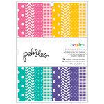 Pebbles - 6 x 8 Paper Pad - Basics