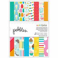 Pebbles - Happy Hooray Collection - 6 x 8 Paper Pad