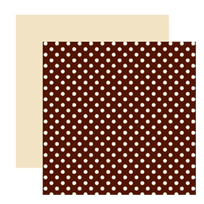 American Crafts - Blue Skies Collection - 12 x 12 Double Sided Paper - Zip A Dee Doo Dah, CLEARANCE