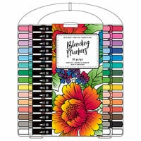 American Crafts - Blending Markers - 30 Pack