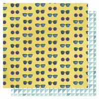 1 Canoe 2 - Goldenrod Collection - 12 x 12 Double Sided Paper- Sunnies