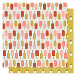 1 Canoe 2 - Goldenrod Collection - 12 x 12 Double Sided Paper- Popsicles Forever