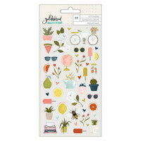 1 Canoe 2 - Goldenrod Collection - Puffy Stickers
