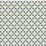 American Crafts - I Do Collection - 12 x 12 Double Sided Paper with Pearl Accents - Gardenia