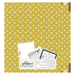 1 Canoe 2 - Goldenrod Collection - Small Recipe Binder - Set 1