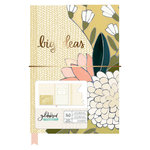 1 Canoe 2 - Goldenrod Collection - Floral Die Cut Journal