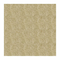 American Crafts - 12 x 12 Specialty Paper - Glitter - Gold