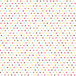 American Crafts - Abode Collection - 12 x 12 Double Sided Paper with Varnish Accents - Sesame Parkway, CLEARANCE