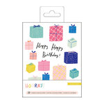 Crate Paper - Hooray Collection - Card Set