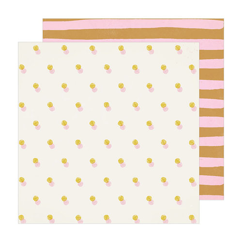 Crate Paper - Sunny Days Collection - 12 x 12 Double Sided Paper - Retreat