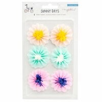 Maggie Holmes - Sunny Days Collection - Paper Flowers