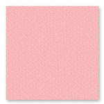 American Crafts - Dear Lizzy Spring Collection - 12 x 12 Fabric Paper - Tickled Tulip, CLEARANCE