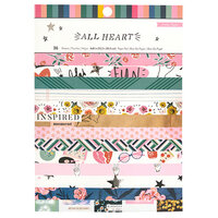 Crate Paper - All Heart Collection - 6 x 8 Paper Pad