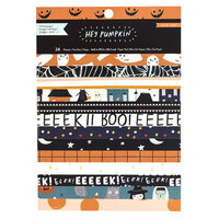 Crate Paper - Hey Pumpkin Collection - 6 x 8 Paper Pad with Holographic Foil Accents