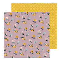 Maggie Holmes - Heritage Collection - 12 x 12 Double Sided Paper - Elsie
