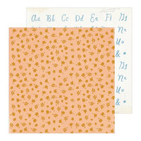 Crate Paper - Heritage Collection - 12 x 12 Double Sided Paper - Daughter