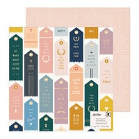 Maggie Holmes - Heritage Collection - 12 x 12 Specialty Paper - Trophies with Gold Foil Accents