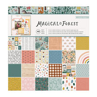 Crate Paper - Magical Forest Collection - 12 x 12 Paper Pad