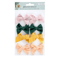 Crate Paper - Magical Forest Collection - Fabric Bows
