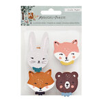 Crate Paper - Magical Forest Collection - Wood Clothes Pins