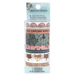 Crate Paper - Magical Forest Collection - Washi Tape with Foil Accents