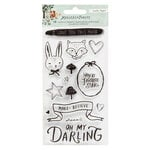 Crate Paper - Magical Forest Collection - Clear Acrylic Stamps