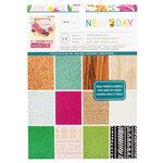 American Crafts - New Day Collection - 6 x 8 Paper Pad