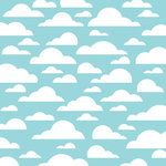 American Crafts - Heat Wave Collection - 12 x 12 Double Sided Paper - Creamy Coconut, CLEARANCE
