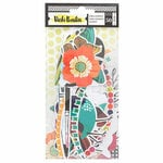 American Crafts - Color Kaleidoscope Collection - Ephemera - Icons