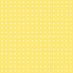 American Crafts - Heat Wave Collection - 12 x 12 Double Sided Paper - Bodacious Banana, BRAND NEW