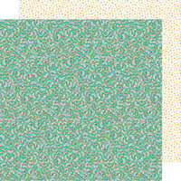 American Crafts - Stay Sweet Collection - 12 x 12 Double Sided Paper - Summer Slices