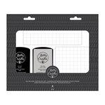 Kelly Creates - Ink Pad and Stamp Block Set