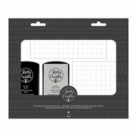 Kelly Creates - Ink Pad and Stamp Block Set